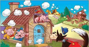 Moral da história dos três porquinhos - Cultura Genial